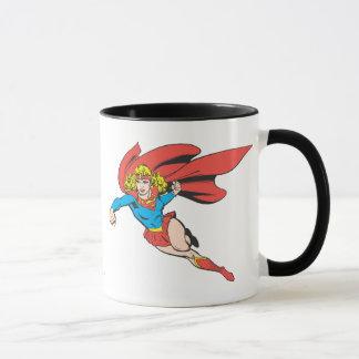 Sauts et poinçons de Supergirl Mug