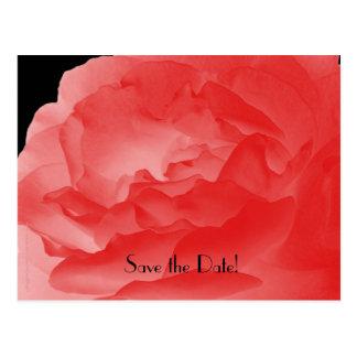 Sauvez la 10ème fête d'anniversaire de date où le cartes postales