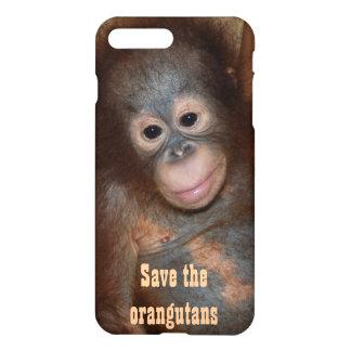 Sauvez la collecte de fonds de charité coque iPhone 7 plus