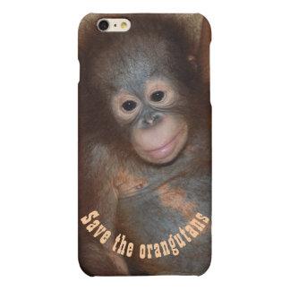 Sauvez la faune de jungle d'orangs-outans