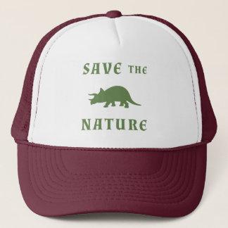 Sauvez la nature casquette