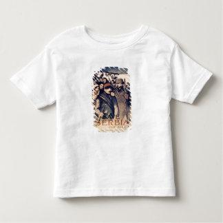 """""""Sauvez la Serbie notre allié"""", l'affiche, 1915 Tee Shirt"""
