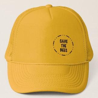 Sauvez le casquette d'abeilles