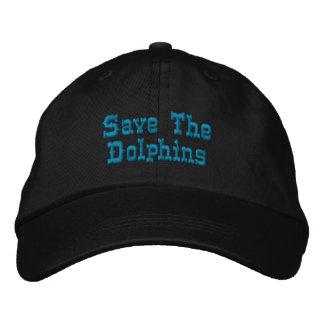 Sauvez le casquette de dauphins