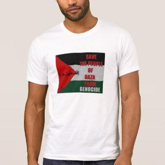SAUVEZ les HABITANTS de GAZA du T-shirt de