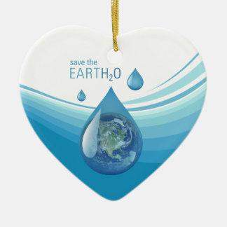 Sauvez les ornements de l'eau