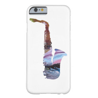 Saxofoon Barely There iPhone 6 Hoesje