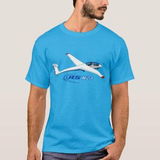 Schleicher DEMANDENT au pilote de planeur 21 T-shirt