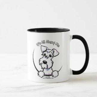 Schnauzer blanc IAAM Mug