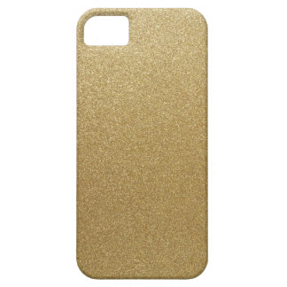 Scintillement d'or coques Case-Mate iPhone 5