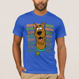 Scooby-Doo Ruh Roh T-shirt
