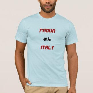 Scooter de Padoue, Italie T-shirt