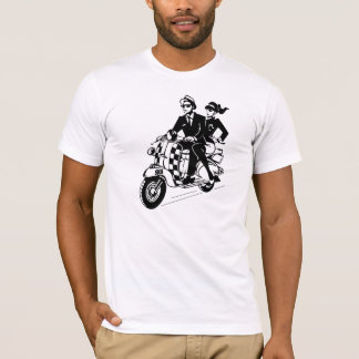 Scooter Ska T-shirt