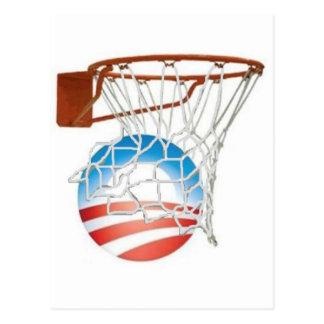 Scores de Barack Obama en 2012 ! Carte Postale