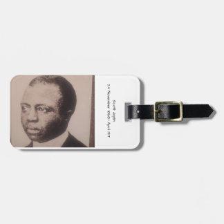 Scott Joplin Étiquette À Bagage