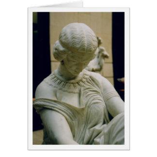 Sculpture d'Orsay en Musée Carte