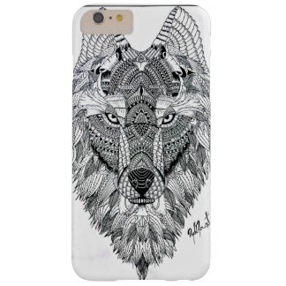 Se marie Wolf Coque iPhone 6 Plus Barely There
