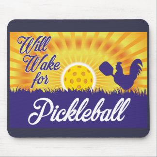 """""""Se réveillera tapis de souris pour Pickleball"""""""