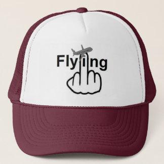 Secousse de vol de casquette