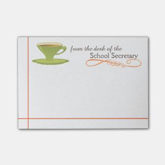 Secrétaire Sticky Notes d'école Post-it®