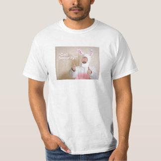 Sécurité d'appel t-shirt