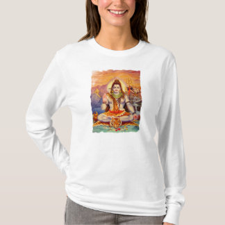 Seigneur Shiva Meditating T-shirt