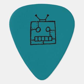 Sélection de robot onglet de guitare