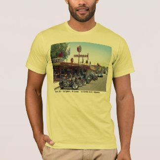 ~ Seligman, T-shirt de l'itinéraire 66 de