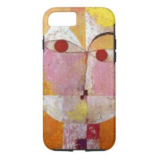 Senecio de Paul Klee peignant le cas dur de Coque iPhone 7