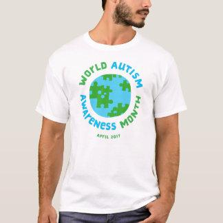 Sensibilisation sur l'autisme 2017 ! t-shirt