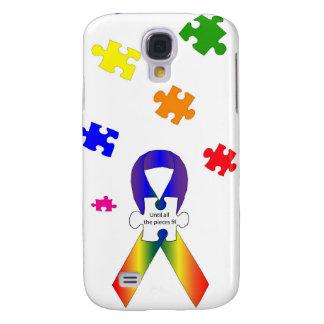 Sensibilisation sur l'autisme coque galaxy s4