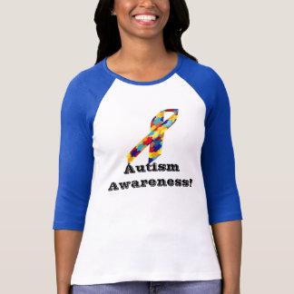 Sensibilisation sur l'autisme ! t-shirt