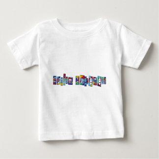Sensibilisation sur l'autisme t-shirt pour bébé