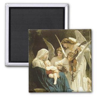 Sérénade Jésus d'anges et aimant de cru de Mary