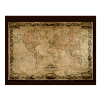 Série antique de carte