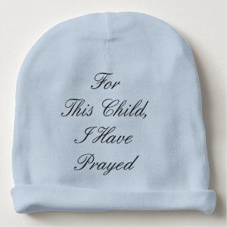Série de bébés de miracle bonnet pour bébé