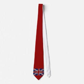 Série patriotique de cravate de drapeau