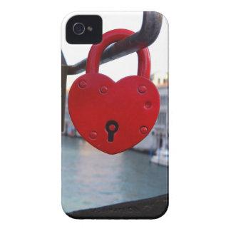 serrure d'amour à Venise Coques Case-Mate iPhone 4