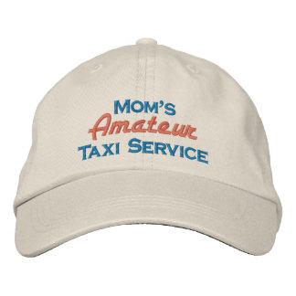 Service amateur du taxi de la maman casquette brodée