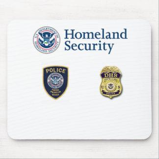 Service protecteur fédéral Mousepad Tapis De Souris