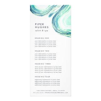 Services de Seaglass Geode   ou listes des prix Doubles Cartes