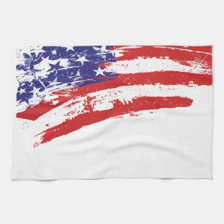 serviette de cuisine, Etats-Unis, drapeau Serviette Pour Les Mains