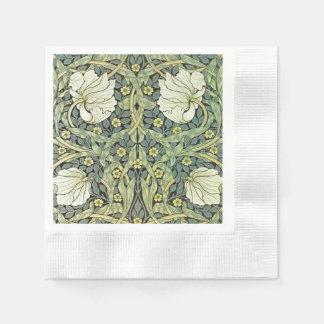 Serviette En Papier Mouron par William Morris