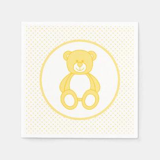 Serviette En Papier Nouvelles serviettes de papier d'ours de nounours