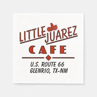 Serviette En Papier Petit sombrero de café de Juarez