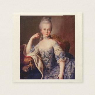 Serviette En Papier Serviettes de Marie Antoinette