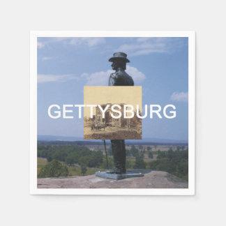 Serviette Jetable ABH Gettysburg