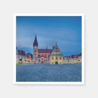 Serviette Jetable Bardejov est une ville de la Slovaquie
