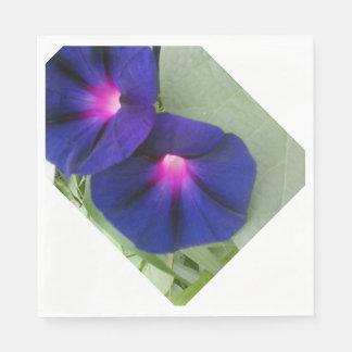 Serviette Jetable Floral