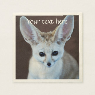 Serviette Jetable Fox de Fennec